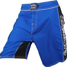 Dethrone Anticrown Blue Fight Shorts